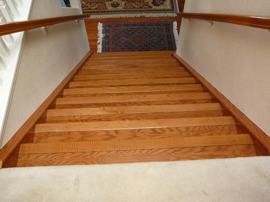 stairs custom built handyman remodel colorado springs